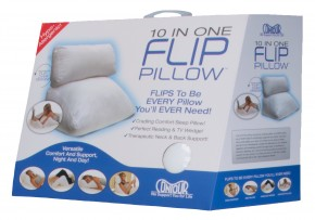 Flip Pillow™ Tower